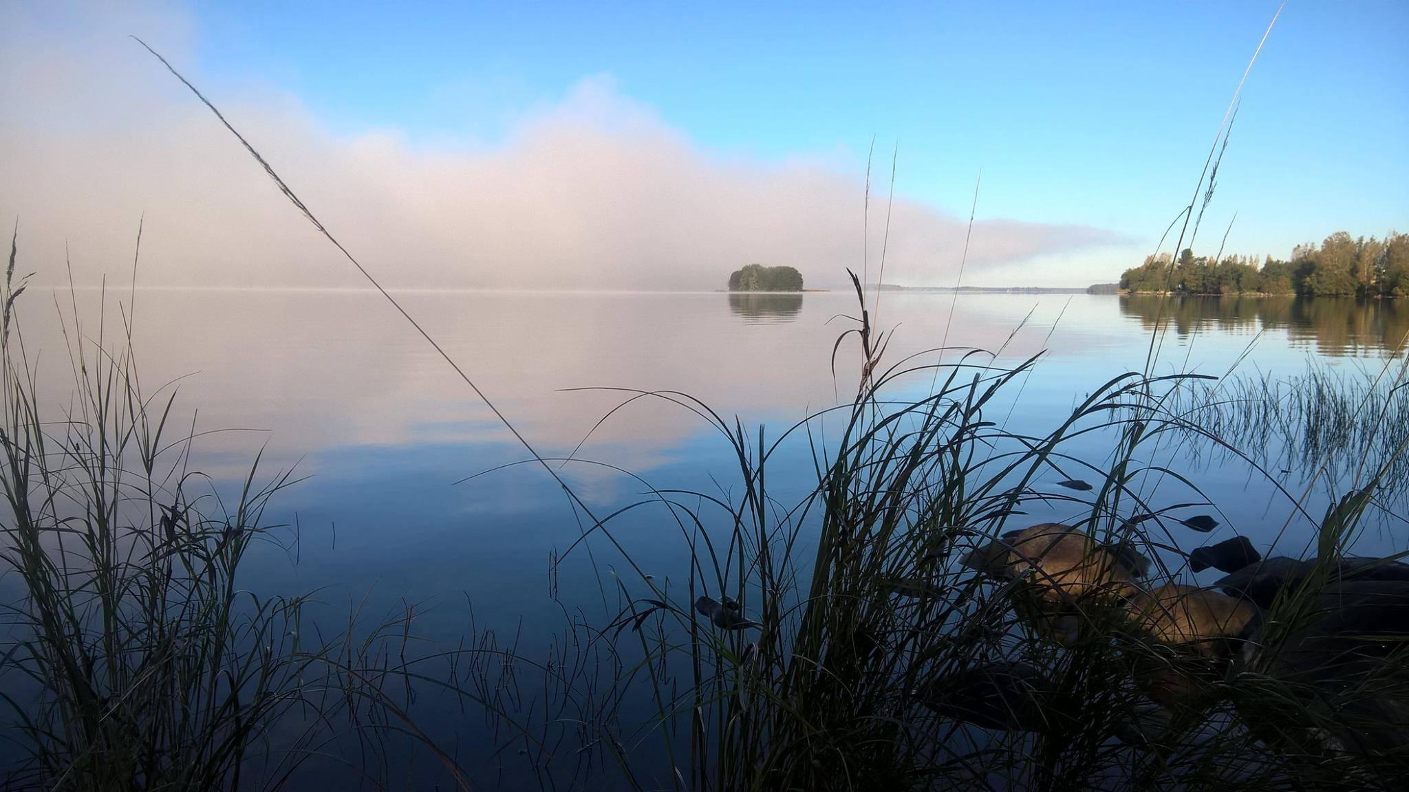Kivitippu-järvenranta